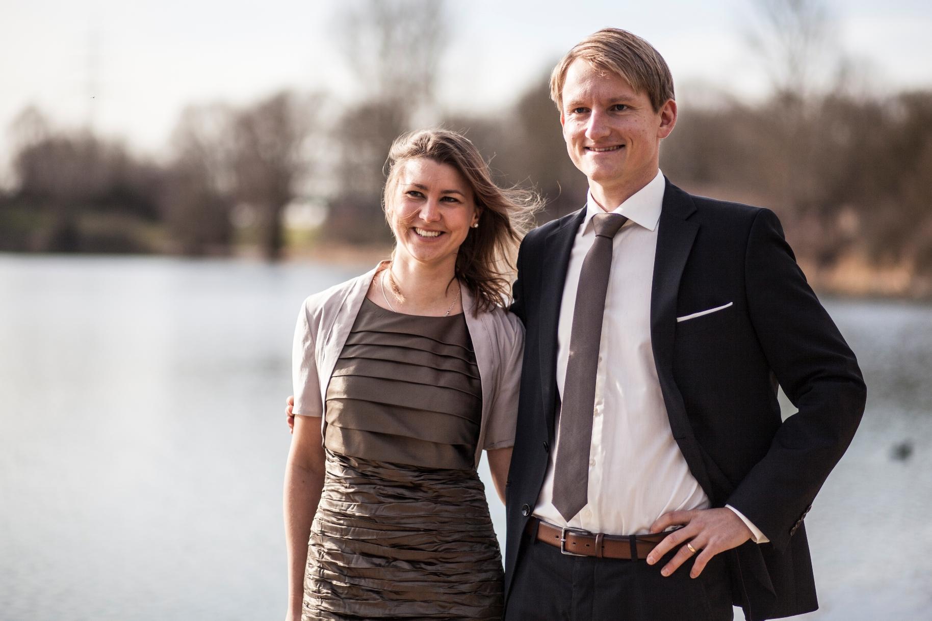 Ehepaar Thaler