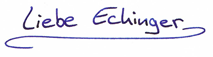 Liebe Echinger
