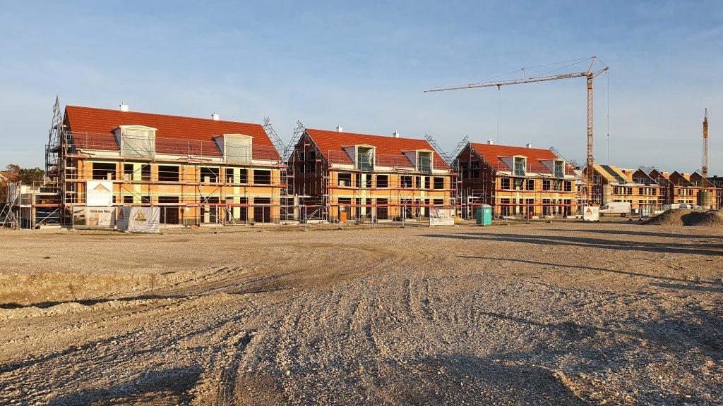 Baugebiet Eching-West